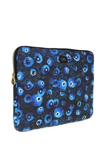Fonfique Laptop /Evrak Çantası Mavi